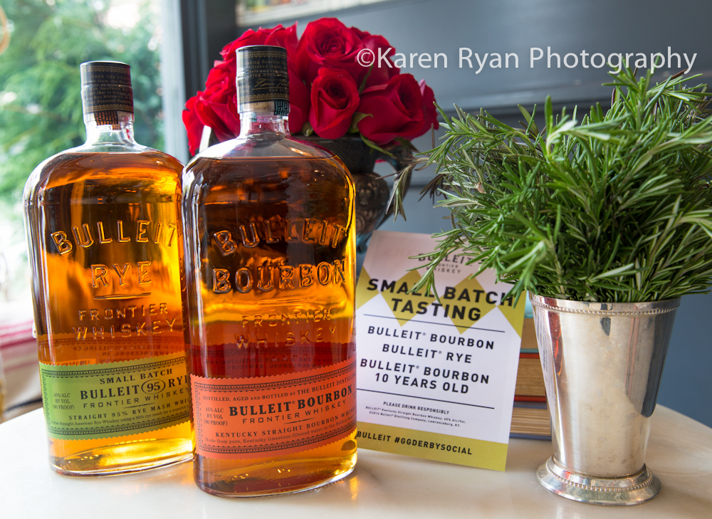 Bulleit Bourbon Small Batch Tasting